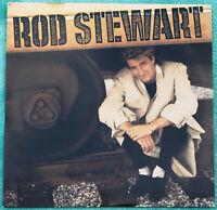 Rod Stewart Every Beat Of My Heart LP 1986 Original Vinyl Album - Love Touch