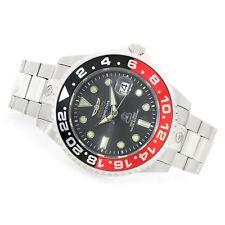Invicta 21867 Grand Diver Automatic Black/Red Bezel Steel Bracelet Watch
