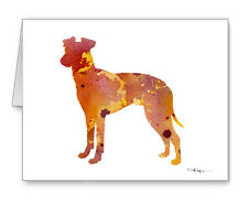 Manchester Terrier Note Cards With Envelopes