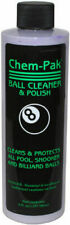 NEW Pool Ball Cleaner & Polisher Chem Pak -- SHIPS SAME DAY!