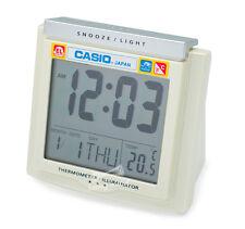 -Casio DQ750F-7D Digital Clock Brand New & 100% Authentic