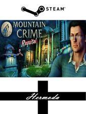 Mountain crime: Requital Clé Steam-pour PC ou MAC (même jour expédition)