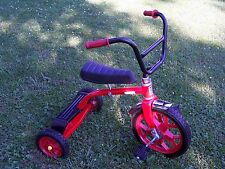 VINTAGE 1983 BMX MOTOCROSS DIRT BIKE THEMED SEARS TRICYCLE MODEL 512