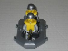 Lego 2 Minifig WW2 Navy Soldiers Beach Assault