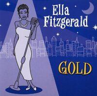 ELLA FITZGERALD - GOLD: VERY BEST OF (New CD)