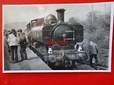 PHOTO  GWR CLASS 57XX LOCO NO 9643 AT MAESTEG 28/4/73 V1