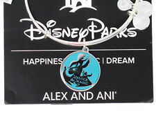 Alex And Ani Disney Jasmine Bracelet Aladdin Unlock The Magic Bangle SILVER