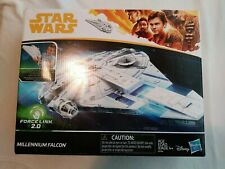 Star Wars Force Link 2.0 Millennium Falcon with Escape Craft New Sealed