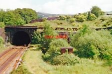 PHOTO  1996 WESTERN PORTAL OF STANDEDGE TUNNEL AT DIGGLE VIEW NE FROM THE A62 RO
