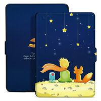 AM_ PLUM LITTLE PRINCE AUTO SLEEP/WAKE PROTECTIVE CASE COVER FOR KINDLE PAPERWHI