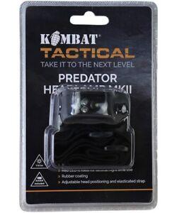 Kombat Predator Headlamp MK2