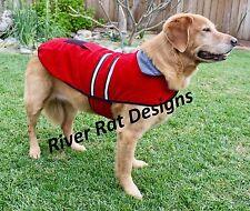 Reflective Fleece warm pet DOG Coat Winter Jacket Clothes Sweater