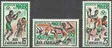 Timbres Sports Niger 114/6 * lot 14411