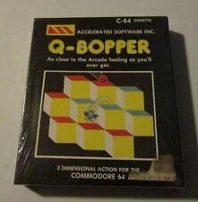 Q-Bopper Commodore 64 C-^4 Diskette Accelerated Software Inc.