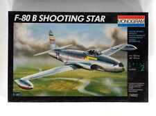 MONOGRAM 74003 KIT 1/48 F-80 B SHOOTING STAR