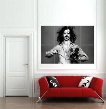 Frank Zappa Jazz Rock Musica Elettronica legenda Poster Artistico Gigante B1247