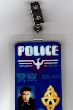 Blade Runner ID Badge-Police Replicant Detectition Rick Deckard costume cosplay