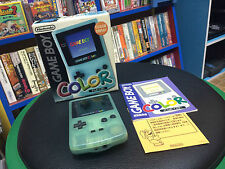 Gameboy Color ice Blue Clear Japan Complete