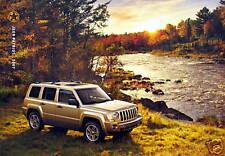 2007 Jeep Patriot SUV new vehicle brochure