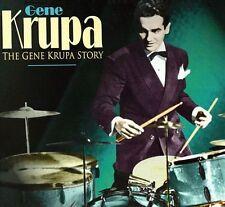 The Gene Krupa Story [Box Set] by Gene Krupa (CD, Dec-1998, 4 Discs, Proper...