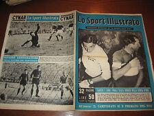 LO SPORT ILLUSTRATO GAZZETTA 1952/47 FAUSTO COPPI GINO BARTALI NAPOLI LAZIO @