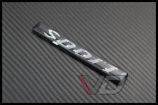 SPORT Fender Side Emblem Badge Decal FOR Mercedes Benz