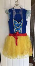 NWOT Disney Womens Small Snow White Costume NICE