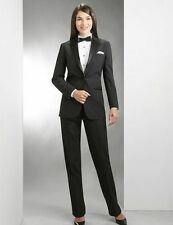 Polyester Regular 4 32 Suits & Blazers for Women
