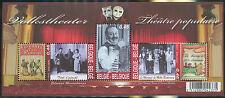 Belgie**Volkstheater MINARD GENT-ROMAIN DECONINCK-BLOK 3zgls-2007-Accordeon