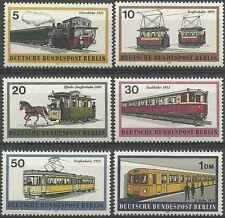 Timbres Trains Tramway Métro Allemagne Berlin 360/5 ** lot 23309