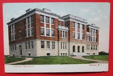 Cranston High School Auburn RI Unposted UDB Postcard