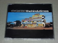 Oasis: Hindu Times   CDS  Near Mint ex shop stock