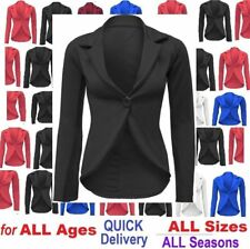 Business Waist Length Tops & Shirts Plus Size for Women