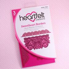 Heartfelt Creations Cut &Emboss Dies ~ Sweetheart Borders, HCD1 7161 ~ NIP