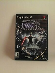 Star Wars: The Force Unleashed (Sony PlayStation 2, 2008) - PS2 game