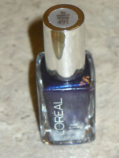 NEW L'OREAL NAIL POLISH THE MYSTICS FORTUNE PURPLE BLUE BLURPLE LIMITED EDITION