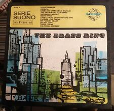 The Brass Ring Self Title Lp Serie Suono 1958 RCA Victor – SIVS 8