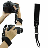 JJC Neoprene Hand Wrist Strap For Canon Nikon Sony Pentax Olympus Fuji Cameras