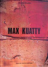 KUATTY - Passoni Franco, Max Kuatty