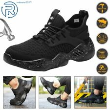 Men's Steel Toe Safety Work Shoes Casual Boots Hiking Climbing Sport Sneakers US