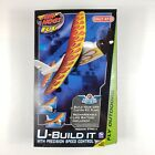 Air Hogs U Build It Remote Controlled R/C Air Plane Outdoor Indoor #20009905 NEW