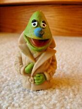 Vintage Sesame Street Lefty Finger Puppet