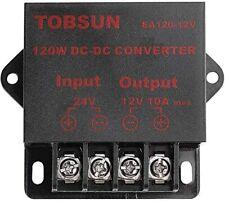 Dc 24v Step Down To Dc 12v 10a 120w Voltage Regulator Reducer Power Converter