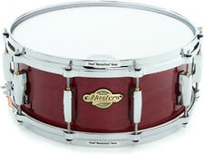 "Pearl Masters MCX 14"" X 6.5"" Deep Snare Drum/Maple Shell/Vintage Wine/#280/NEW"