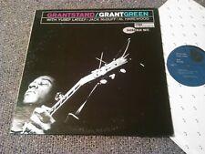 GRANT GREEN - GRANTSTAND LP / RARE U.S BLUE NOTE 84086 RVG LATEEF JACK MCDUFF