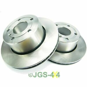 Land Rover Discovery 2 Front Brake Discs Vented - SDB000380