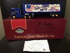 Matchbox Collectibles Limited Edition 100th Anniversary Stars & Stripes Truck