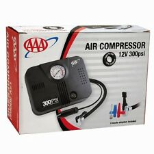 300 PSI 12V DC Portable Air Compressor Car Tire Inflator Inflatables Pools Pump
