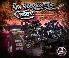 V8 WANKERS - FULL PULL BABY! LIMITED DIGI CD + 3 BONUS UND EXKLUSIVEM ARTWORK!!!