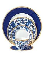 Wedgwood Hibiscus 40Pc China Set, Service for 8